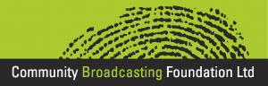Community Broadcasting Foundation logo