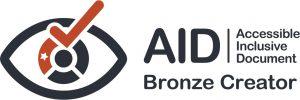 AID bronze creator award